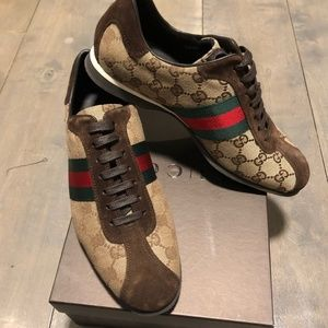 NEW GUCCI WOMEN'S SNEAKERS!